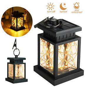 LED-Garden-Solar-Power-Lantern-Hanging-Light-Outdoor-Waterproof-Patio-Lamp-Decor