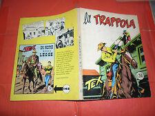 TEX GIGANTE da lire 250 in copertina N°141 b-ORIGINALE 1 edizione AUDACE BONELLI