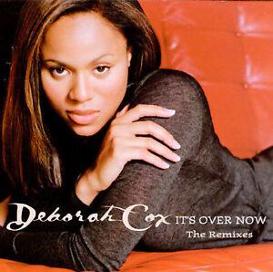 Deborah-Cox-Its-Over-Now-CD-1999-DISC-ONLY-C386