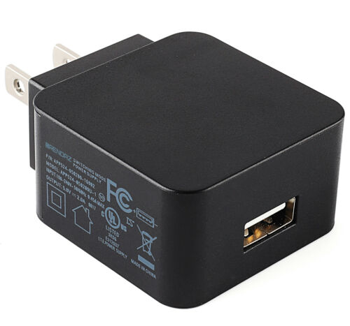 B1-730HD B1-720 B1-710 Tablet AC Adapter Wall Charger 2A for Acer Iconia One 7