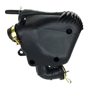 Motorcycle-Modified-Air-Intake-Filter-Box-Black-Cleaner-For-Ymaha-BWS100-4VP-UDW