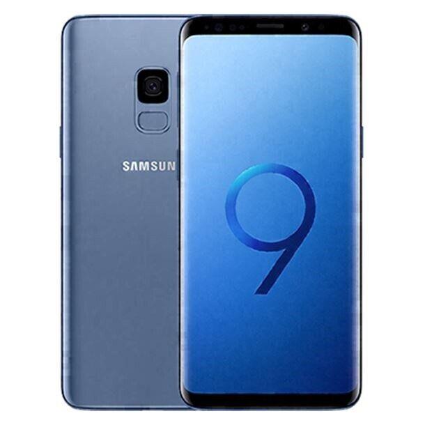 Samsung Galaxy s9, Coral Blue, 64gb – dba.dk – Køb og Salg