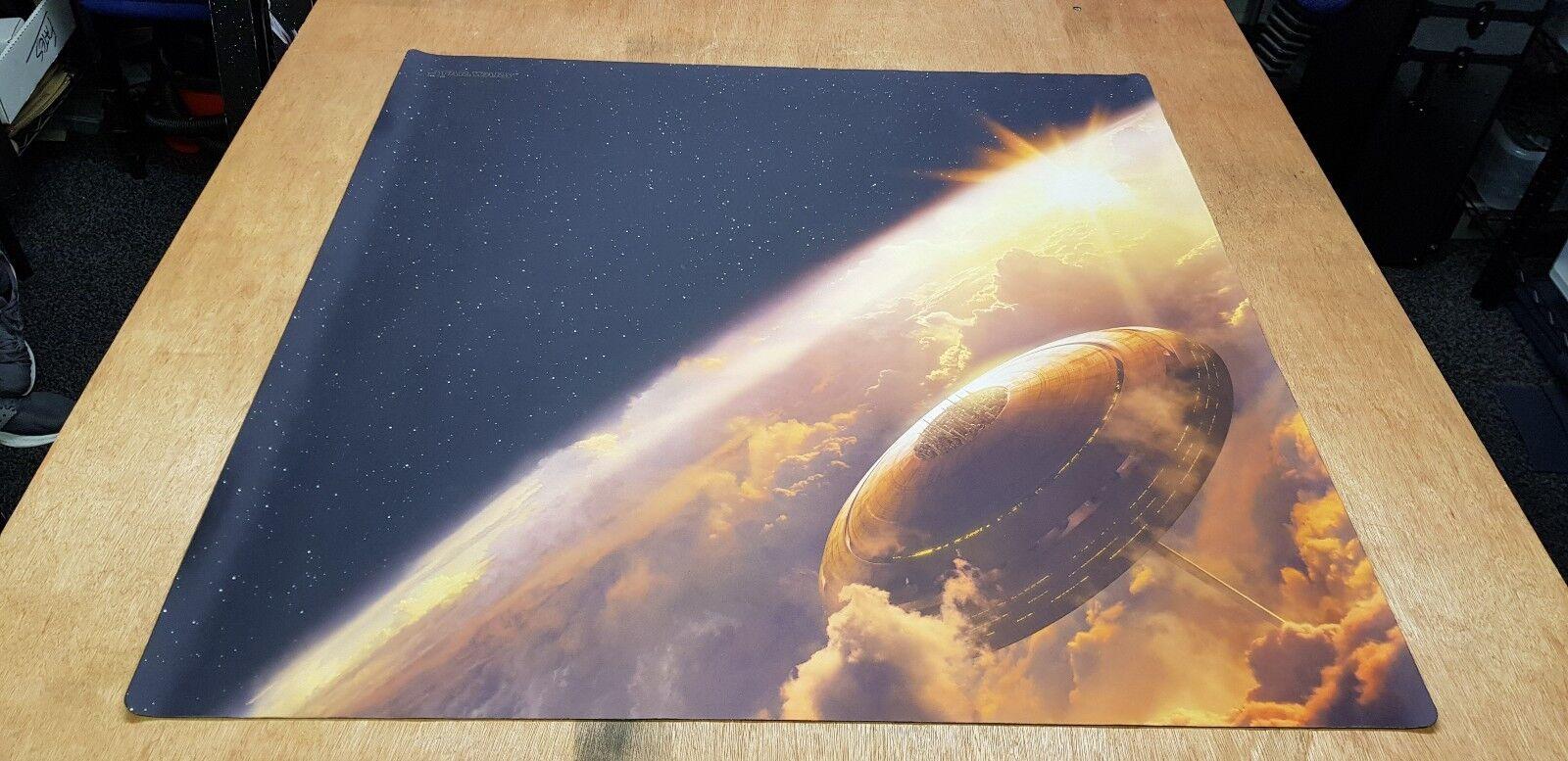 Star wars x-wing miniaturen - bespin - playmat