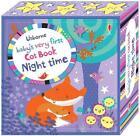 Baby's Very First Cot Book Night Time von Fiona Watt (2016, Gebundene Ausgabe)