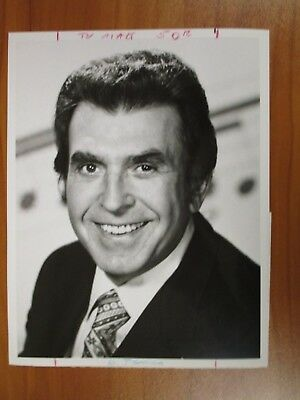 Vintage Glossy Press Photo Dennis James TV Host NBC Name ...