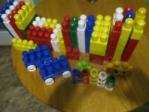Mega-Bloks-Over-100-Classic-Colored-Building-Blocks-For-Ages-1-Thru-5