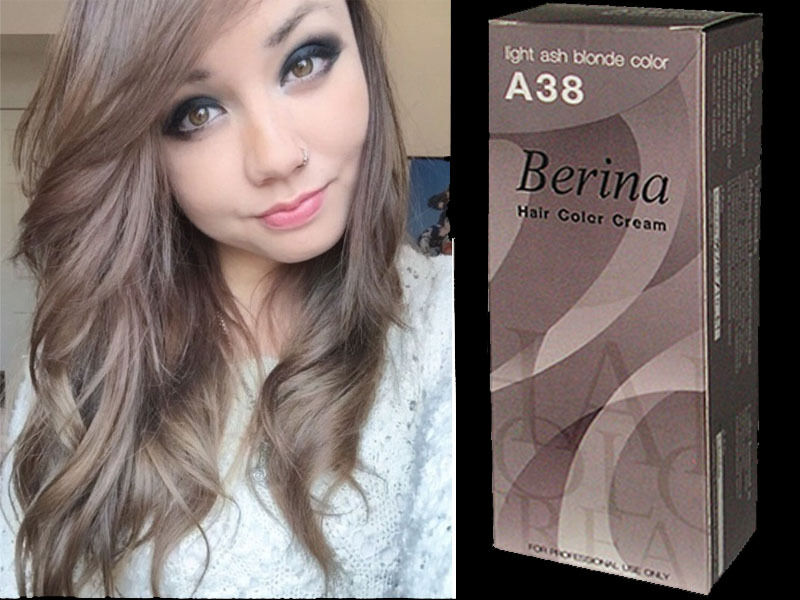 berina hair dye instructions