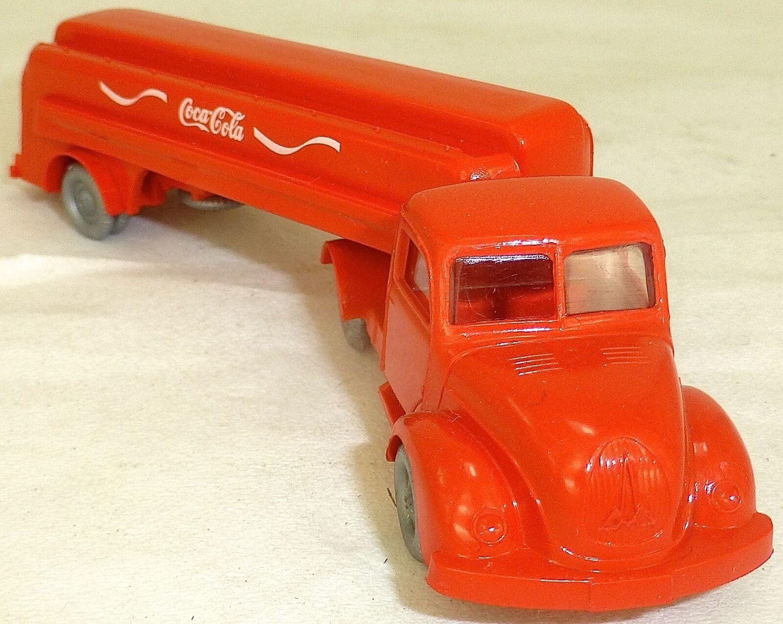 Tanksattelzug Mercedes 3500 Rundhauber Coca Cola Cola Cola red IMU H0 1 87 å   56285c