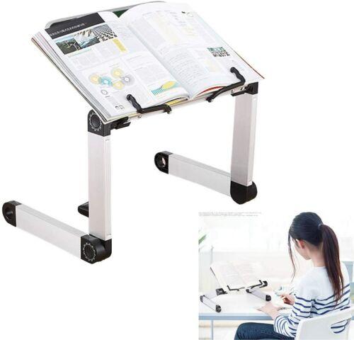 Einstellbarer Buchständer Höhe und Winkel Einstellbarer ergonomischer Buchhalt