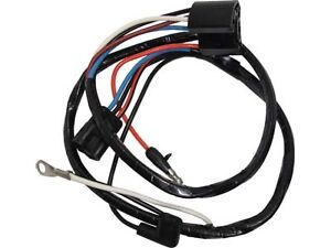 details about 65 66 mustang wiper motor underdash wiring harness, 1 speed 89 Mustang Wiring Harness