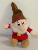 Disney Grumpy Snow White & The Seven Dwarfs Plush Stuffed Bean Bag 10