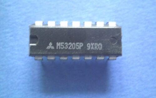 M53205P Inverting-Function Buffer Gate  Mitsubishi