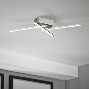 Details zu LED Design Deckenlampe Deckenstrahler Wohnzimmer Decken  Beleuchtung Lampe D78