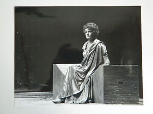 Foto-Original-Donald-Southern-Opera-Hanna-Lisowska-Gotterdammerung-1976