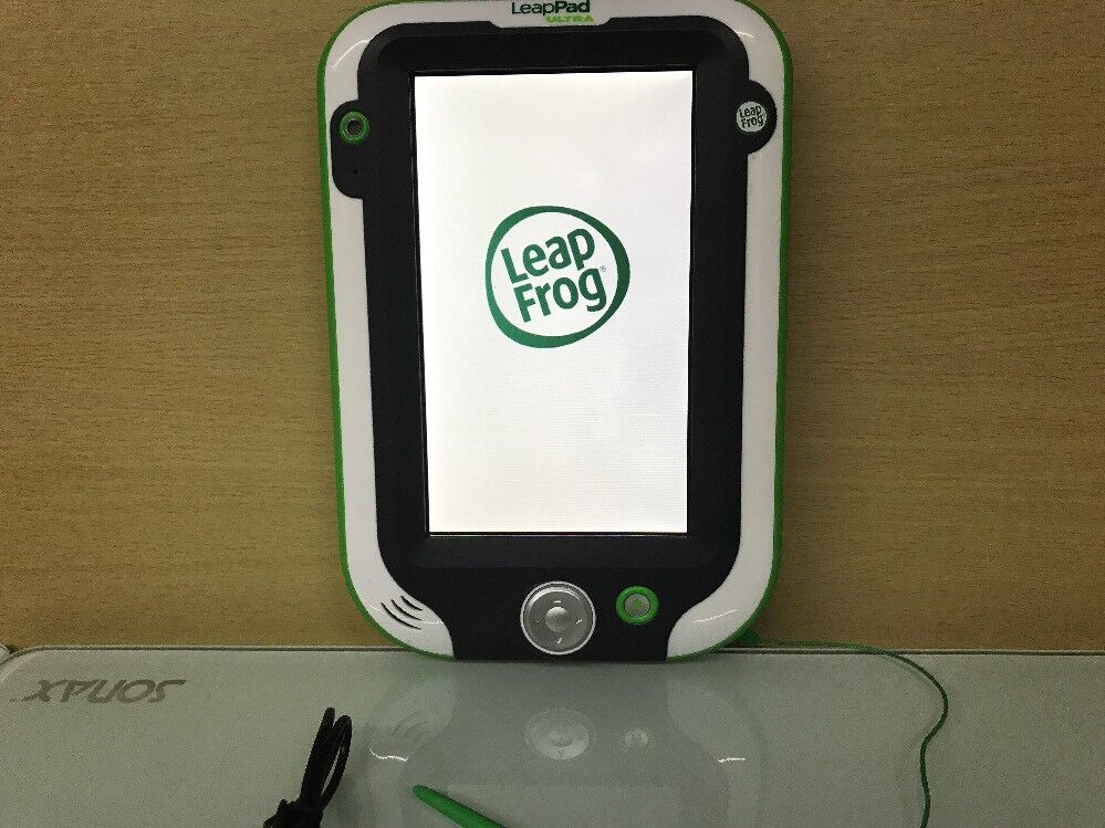 LeapFrog LeapPad Ultra Kids Learning Tablet Wi-Fi GREEN