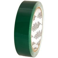 Tape Planet Transparent Green 1 Inch X 10 Yards Premium Cast Vinyl Tape