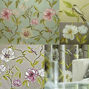 end-Designer-Floral-100-Cotton-Curtain-Upholstery-Fabric