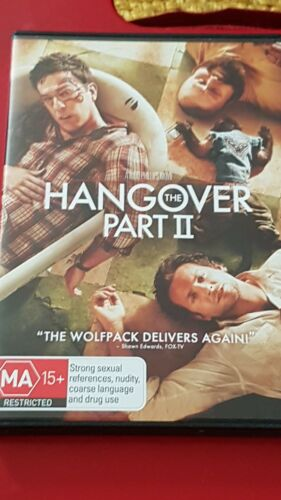 1 of 1 - The Hangover : Part 2 (DVD, 2011)