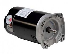 Eb854 Pentair Whisperflo 1 5 Hp Swimming Pool Pump Motor For Model Wf 26 Emerson Ebay