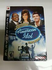 Karaoke Revolution Presents: American Idol Encore Bundle (Sony PlayStation 3,...