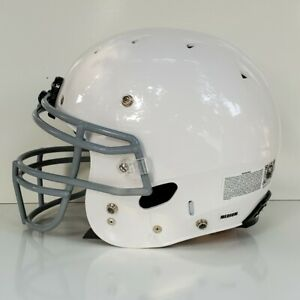 Schutt-Sports-Recruit-Hybrid-Youth-Football-Helmet-White-New-With-Tags-Med-amp-Lg