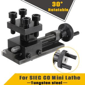 Mini-Lathe-Tool-Holder-Parts-S-N-10154-For-SIEG-C0-Mini-Lathe-30-Rotatable