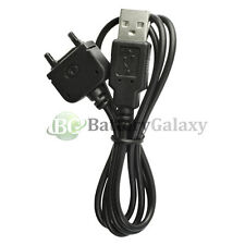 USB Battery Charger Data Sync Cable for Sony Ericsson CyberShot c905 c905a TM506