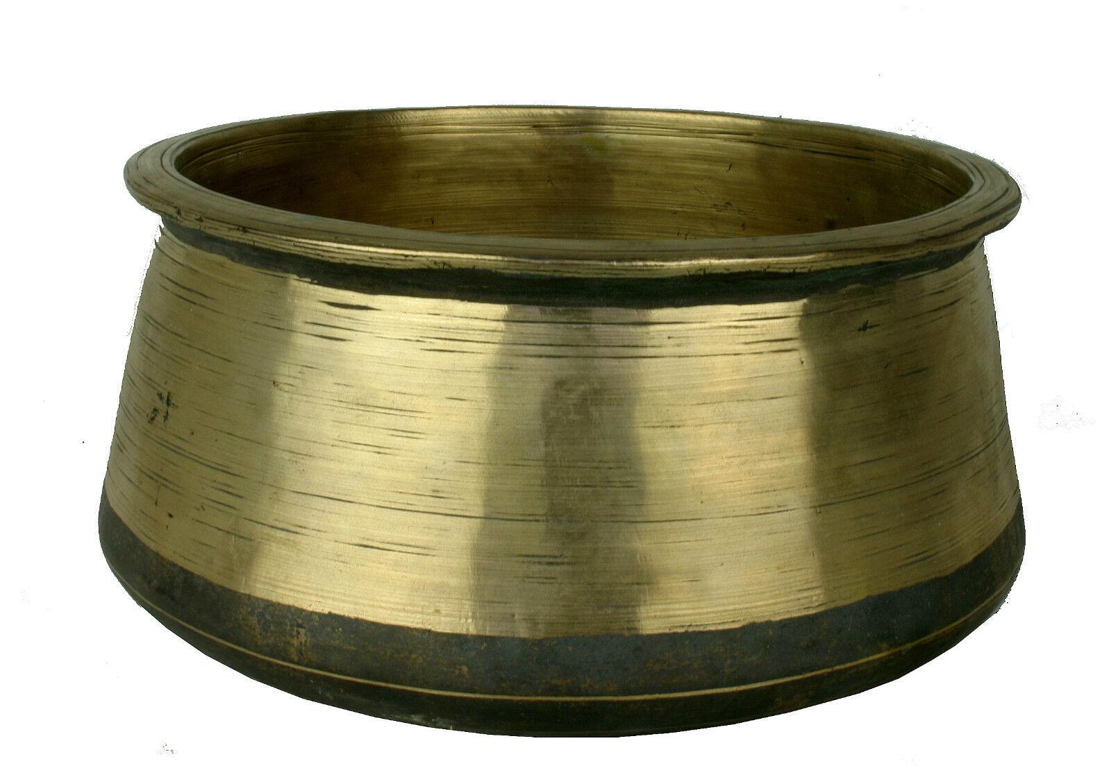Klangschale singing bowl cuenco tibetano  Herzschale  Hörprobe  1310g M80-189