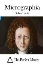 Micrographia by Robert Hooke (2015, Paperback)