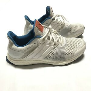 Details about Adidas Ultra Boost ST White Men's 12 BB3933