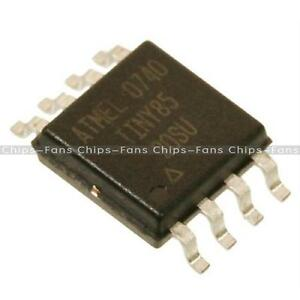5PCS-SOP-8-ATMEL-ATTINY85-20SU-Tiny85-20SU-CHIP-IC-CF