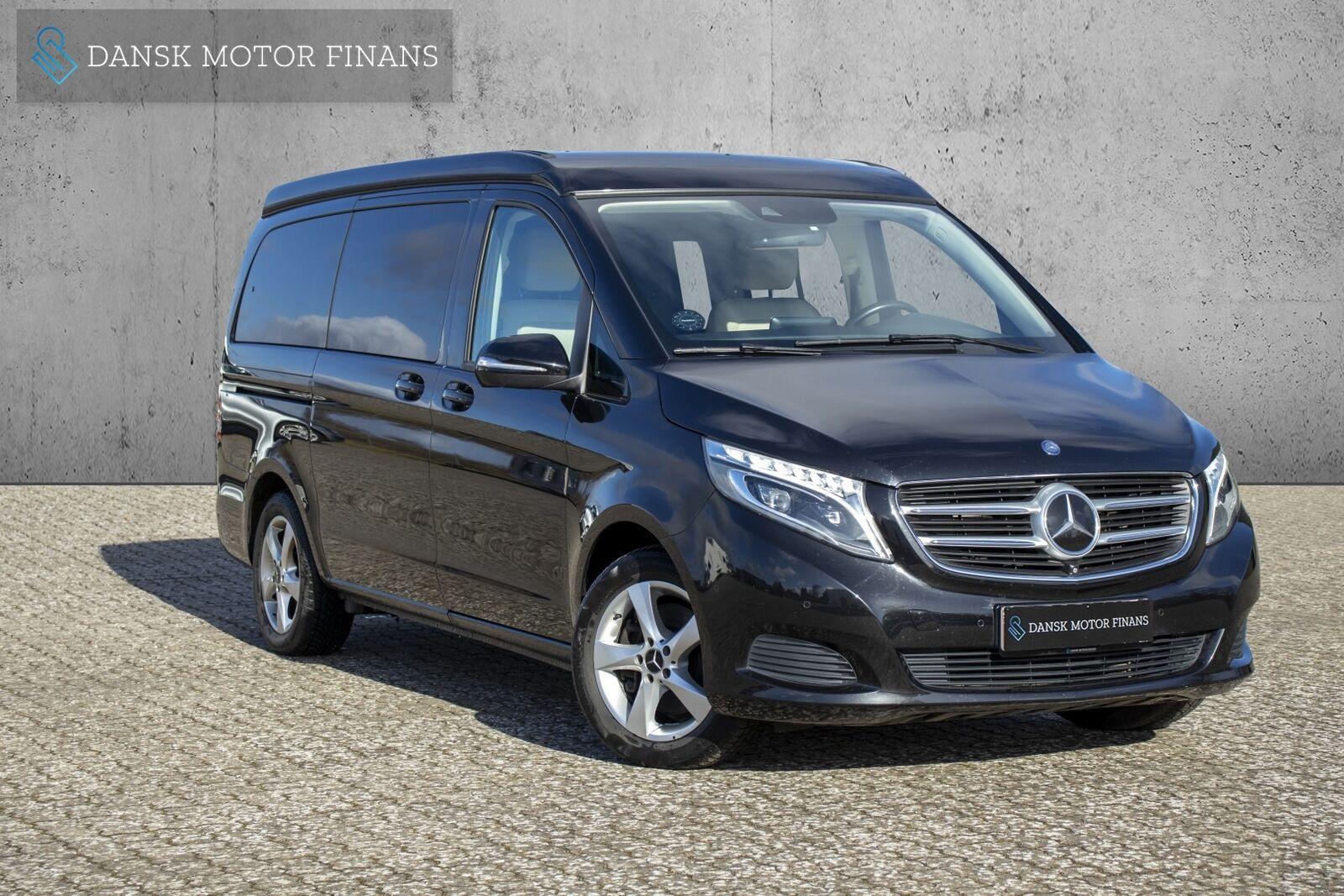 Mercedes V250 d 2,2 Marco Polo aut. lang - 4.910 kr.