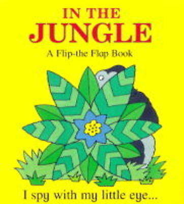 In the Jungle (I Spy) by Powell, Richard, Acceptable Book (Paperback) Fast & FRE