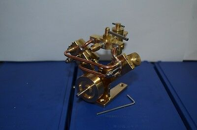 Twin Cylinder Marine Steam Engine Gift