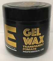 Extra Large Elegance By Sada Pack Transparent Pomade Hair Wax 9 Oz Larger