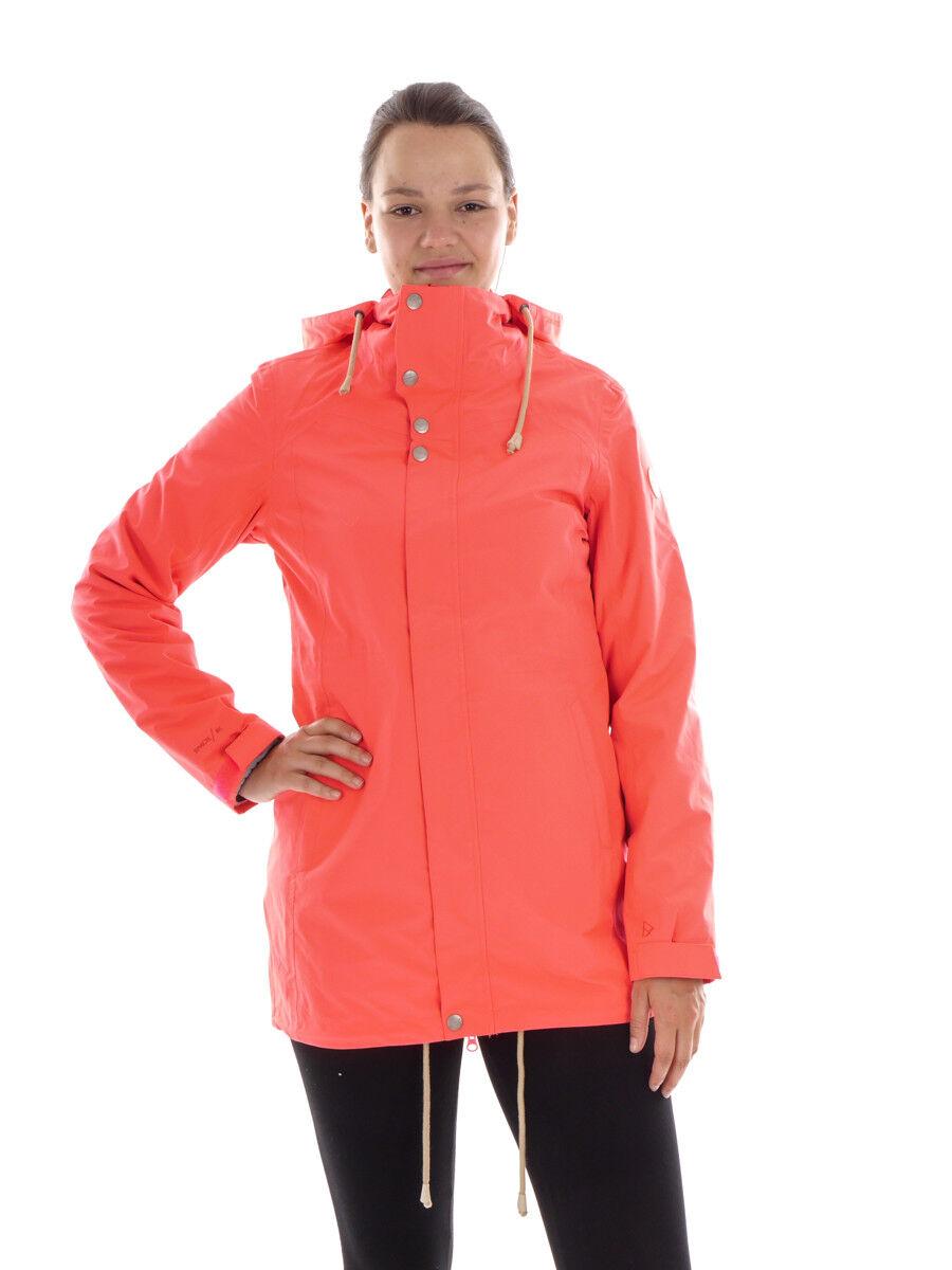 Brunotti Outdoor Jacket Functional Jacket Coat Rózsaszín Sinclair 8K Hood