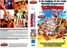 "VHS - "" Screwball ACADEMY "" (1986) - Colleen Camp - Kenneth Welsh"