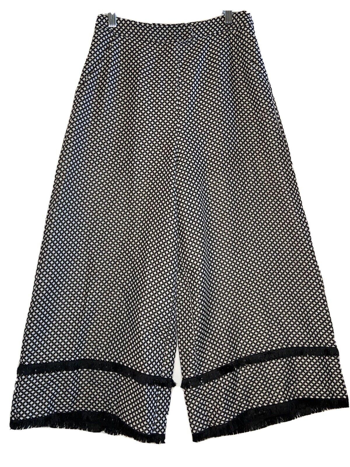 Finders Womens High Waist Wide Leg Crop Gaucho Pa… - image 1