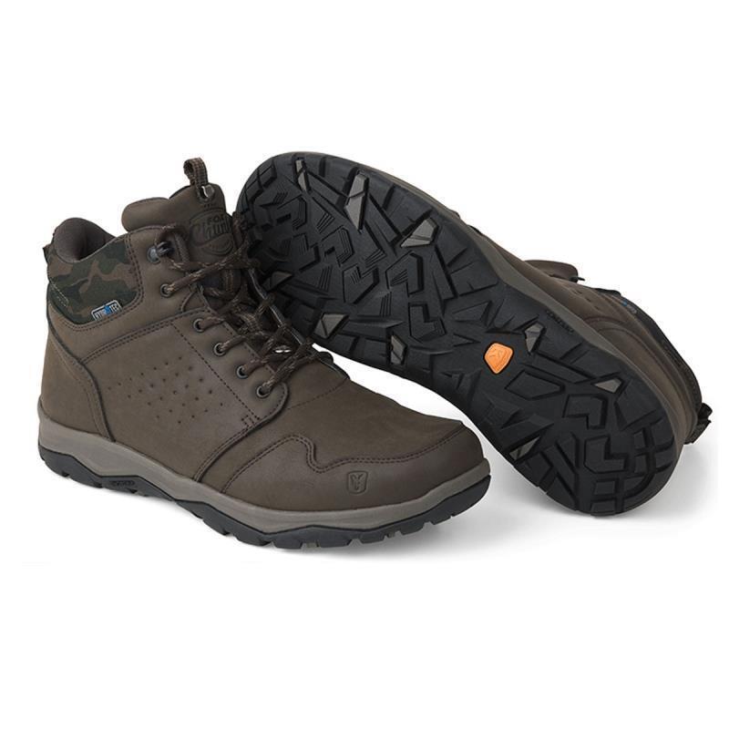 Fox Chunk Khaki Mid Stiefel - Schuhe