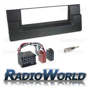 BMW-5-Series-E39-CD-Stereo-Fascia-Surround-Fitting-Kit-Round-Pin