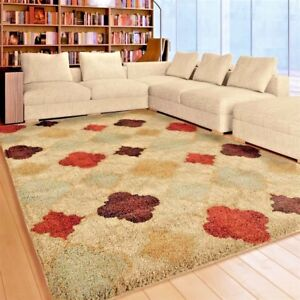 Superbe Details About RUGS AREA RUGS 8x10 AREA RUG CARPET BEDROOM LARGE MODERN  FLOOR PATTERNED RUGS ~~