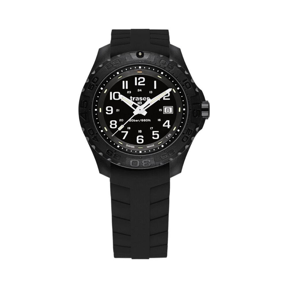 Traser P96 Outdoor Pioneer Watch, Silicone Silicone Silicone Strap 8ddf25