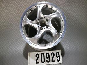 1-orig-Mercedes-W215-C215-CL-Klasse-Alufelge-Mehrteilig-9-5Jx18-034-ET46-20929