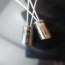10pcs Japan ELNA silmic II RFS 1mfd 100V 1UF Audio electrolytic Capacitor 5x11mm