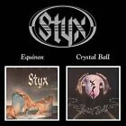 Equinox/Crystal Ball by Styx (CD, Mar-2006, Beat Goes On)