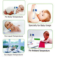 Multifunction Baby Adult Body Digital Thermometer Gun Forehead Non-contact