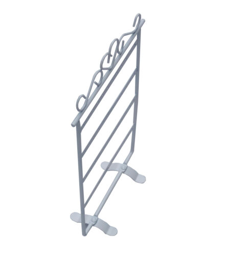 Earing Display Stand Holds Earring Cards Rack 48 Holes Jewelry Display Rack