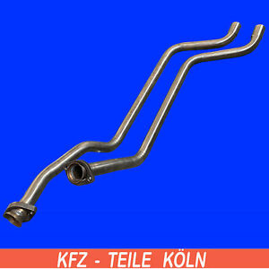 2-X-Stainless-Steel-Mercedes-280-Sl-R107-280-SLC-Coupe-C107-Exhaust-Pipe
