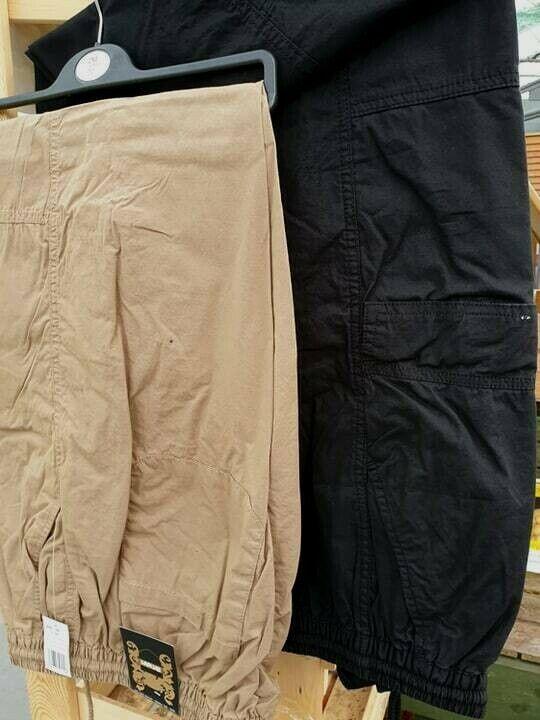 Neuf Sable ou black Metaphor Rugby Coton Pantalon 76.2cm 2XL 3XL 4XL 5XL 6XL 7XL