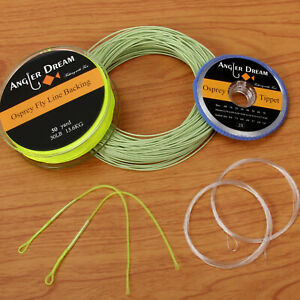 1-2-3-4-5-6-7-8-9WT-WF-Fly-Fishing-Line-Combo-30M-Weight-Forward-Floating-Line